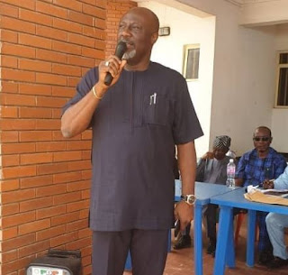 [Video] Senator Dino Melaye Officially Announces Governorship Race In Kogi State Election