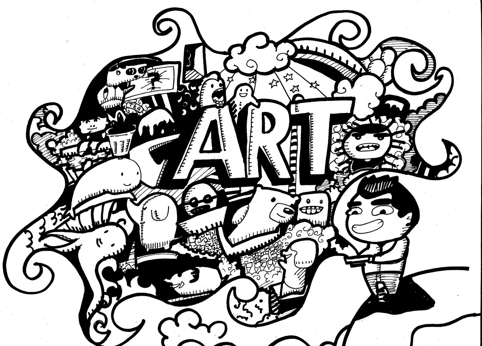 Doodle Graffitipicart