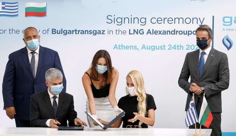 Φιέστα για το LNG της Αλεξανδρούπολης, ένα έργο που ακούμε από το 2010 αλλά έργο δεν βλέπουμε