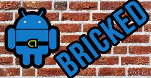 Penjelasan tentang bricked
