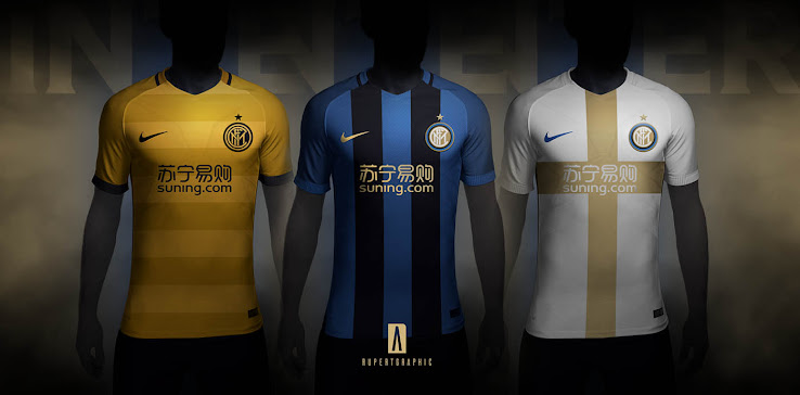 check out 8ca9f 39edd Nike Inter Milan 2018-19 Concept Kits - Footy Headlines