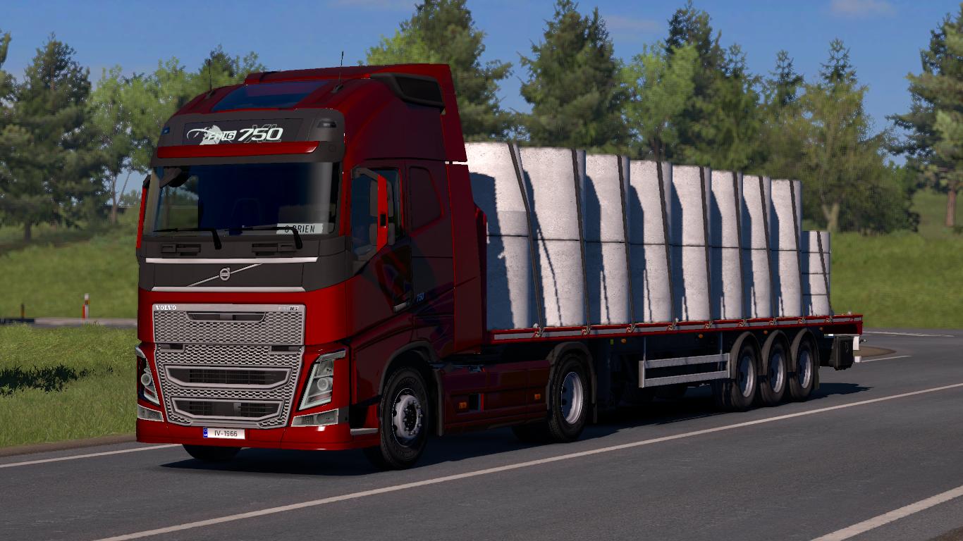 Volvo D13K Engine Sounds - Euro Truck Simulator 2 Mod World