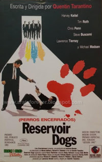Reservoir dogs, QuentinTarantino