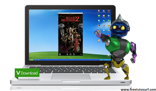 emulateur android pour windows 2019