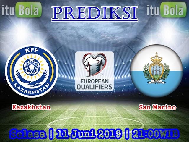 Prediksi Kazakhstan vs San Marino - ituBola