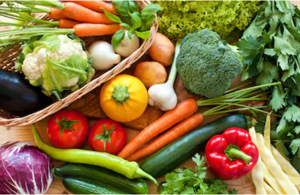 Healthful Vegetables High in Carbs, Best for Kids Aged 2-5 Years