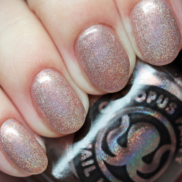 Octopus Party Nail Lacquer Wasteland
