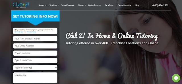 Club Z  online job in 2021    online teaching jobs
