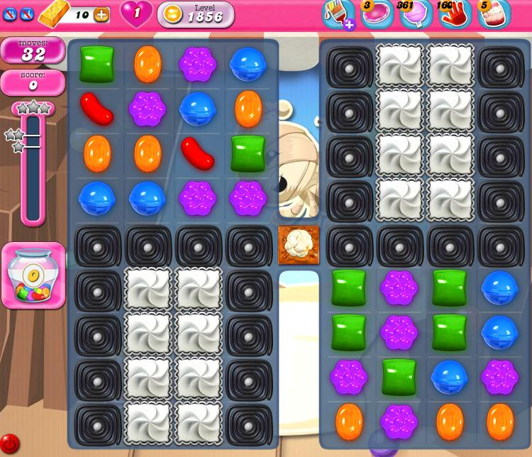 Candy Crush Saga 1856