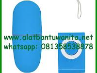 Alat Bantu Wanita Vibrator Egg Remot Kontrol