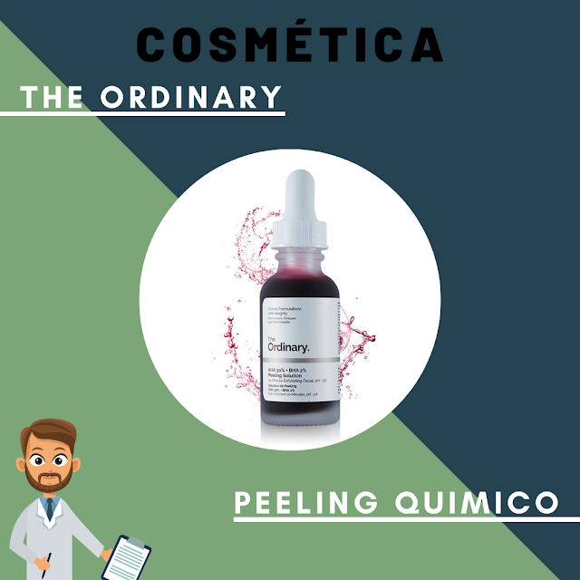 THE ORDINARY | PEELING QUÍMICO (REVIEW)