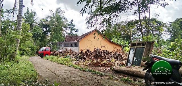 Tanah Kavling Lemahdadi, Bangunjiwo