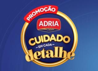 Cadastrar Promoção Adria 2020 Cuidado Cada Detalhe 500 Mil Reais Prêmios Todo Dia e Semana