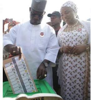 Yahaya Bello Declared Winner Of Kogi State Governorship Election