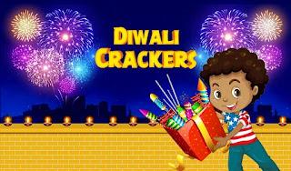 Diwali Crackers appThe best entertaining app for blasting various crackers