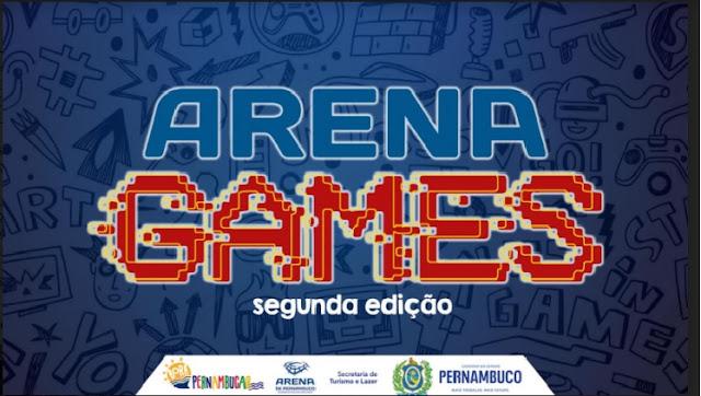 Arena de Pernambuco promove segunda edição do Arena Games Evento aberto ao público contará com maratona de games, desfile de cosplays, shows de grupos cover de K-Pop e apresentação de doramas (histórias de drama coreano)