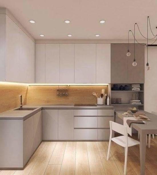 desain dapur dengan konsep modern