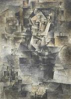 Cubismo Analítico - 'Retrato de Kahnweiler' de Picasso