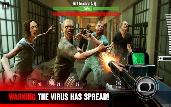 Kill Shot Virus APK v1.0.2 Mod Unlimited Money/Ammo Terbaru