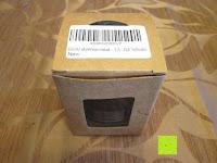 """Verarbeitung: DCOU aluminium tabak spice herb mühle / anlage mühle / pollen sammler mit magnetischen cover mit pollen - fänger 4 schichten 2,5 - Zoll """"schwarz"""