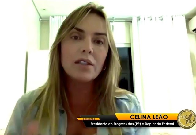 A Deputada Federal Celina Leal revela que já foi desrespeitada na Câmara Distrital