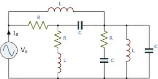 Passive Components in AC Circuits and Equations