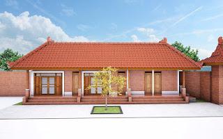Desain, gambar dan foto rumah limasan