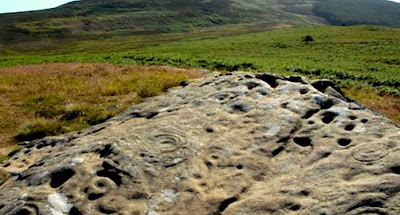 Ancient rock art at risk from climate change