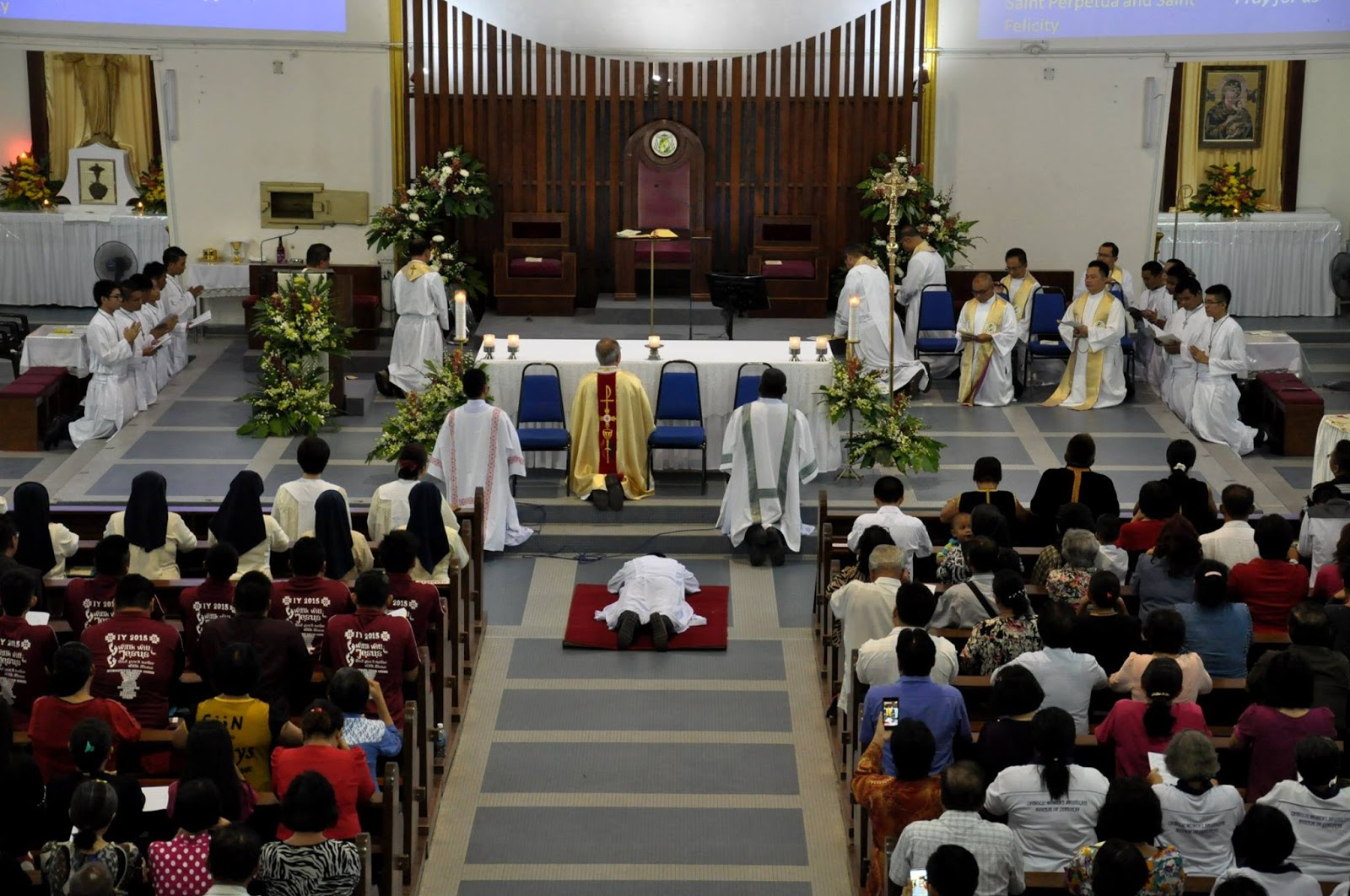 dating en katolsk seminarian