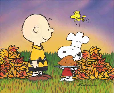 Thanksgiving Cartoon 2017