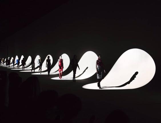 Yves Saint-Laurent Fall/Winter 2020-2021 – Bureau Betak