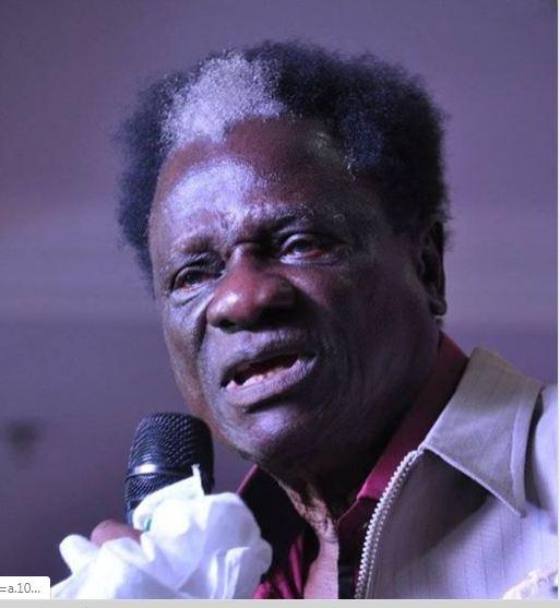 Just In: Music Veteran Victor Olaiya is dead.