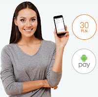 Kupon 30 zł na Allegro z Android Pay