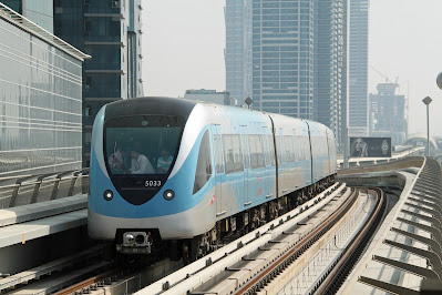 His Highness Sheikh Mohammed bin Rashid Al Maktoum inaugurates 7 New Metro stations