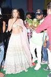 Heroine Nidhhi Agerwal At iSmart Shankar Bonalu Event