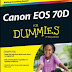 ▷ BEST Canon EOS 70D For Dummies ◁✅