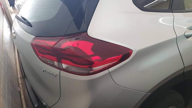 Novo Tracker 2021 LT 1.0 Turbo: fotos, preços e consumo
