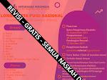 LOMBA CIPTA PUISI NASIONAL ANTARAKSA INDONESIA - KREATIFITAS MUDA DI GENERASI MILENIAL