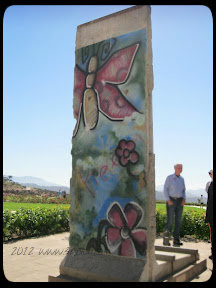 Berlin Wall section @ Reagan Library