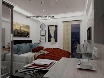 design-interior-apartemen-studio-modern