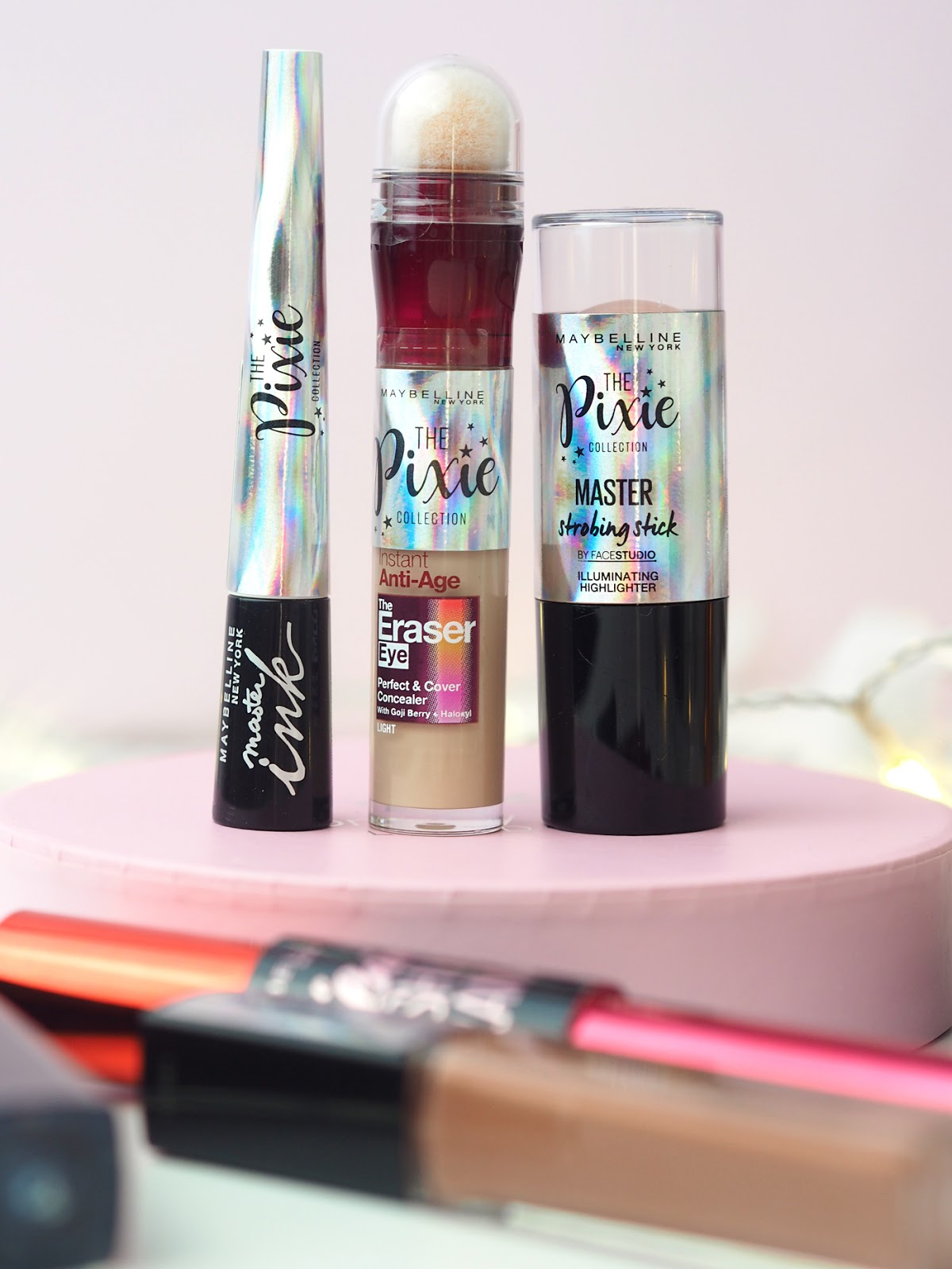 Maybelline Pixie Collection Vivid Hot Lacquers Review