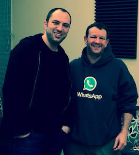 Who Is The Owner Of Whatsapp Now Jan Koum Or Brian Acton