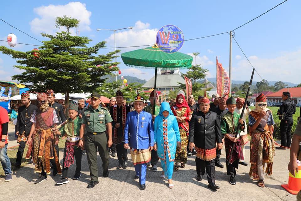 Mad Hasnuri: Karnaval Semarak Budaya Sekala Bekhak Kembangkan Budaya Daerah
