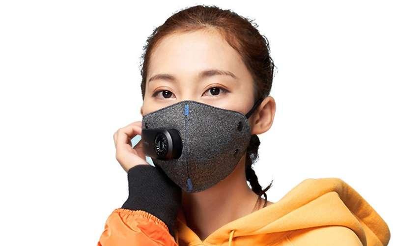 Masker Canggih Xiaomi Purely (teknistore.com)