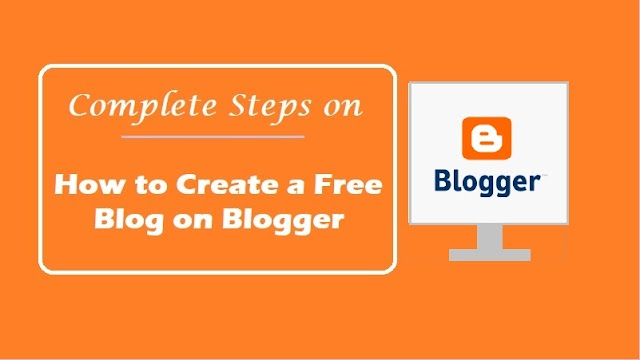 Create a Free Blog on Blogger - See Easy Steps