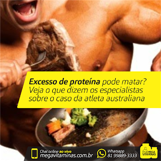 Excesso de proteina dieta da proteina hight protein fisiculturista australiana morre pod deficiencia de metabolizar proteina