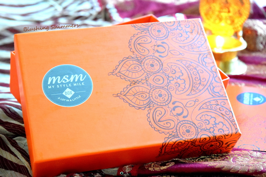 MSM October Select Box #BestOf2 2016