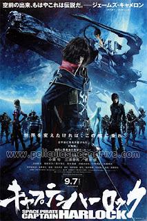 Capitan Harlock (2013) [Latino-Japones] [Hazroah]