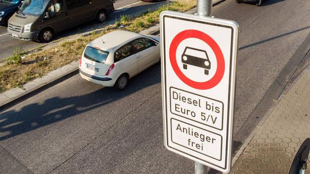 ارتفاع الضريبة على سيارات الديزل القديمة بقيمة 225 يورو في هولندا