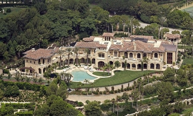 Eddie Murphy – Home Cost: $20 Million